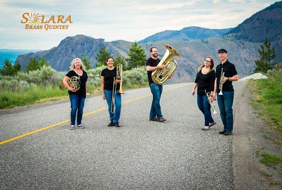 Solara Brass Quintet