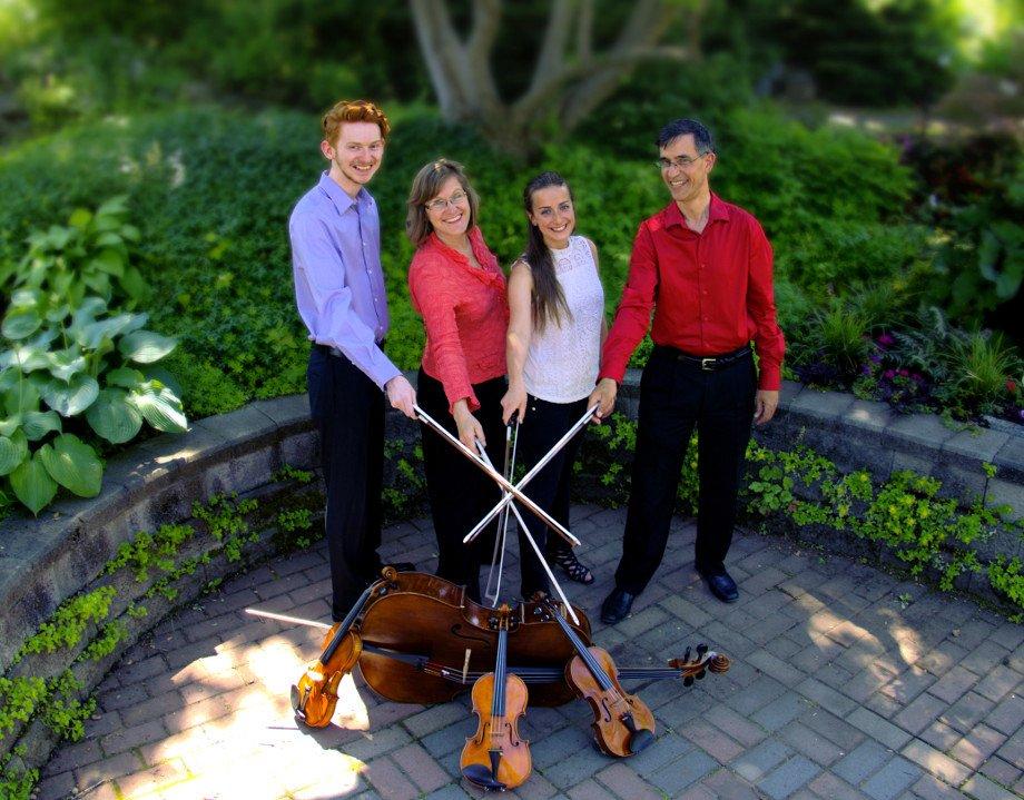 Ambrè string quartet
