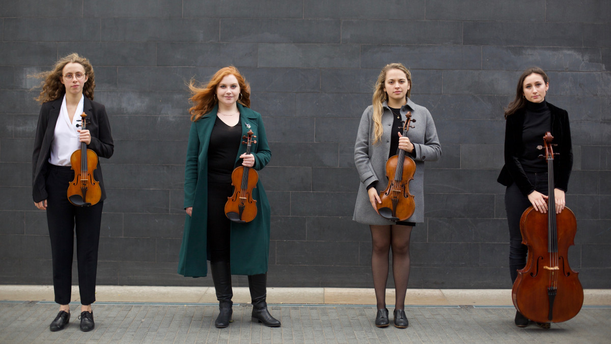 Echéa String Quartet